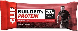 Clif builder's protein bar chocolate flavor