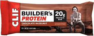 Clif builder's protein bar chocolate hazelnut flavor