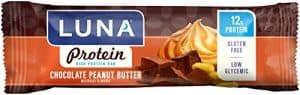 Luna-protein-bar-chocolate-peanut-butter-flavor