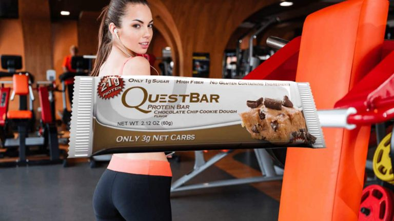 Quest protein bars review