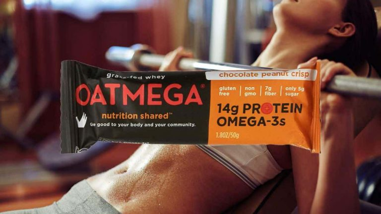 Oatmega protein bars review