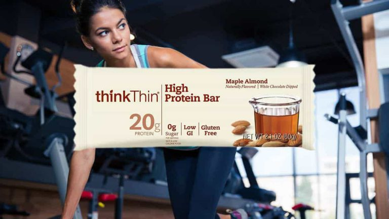 ThinkThin protein bars review