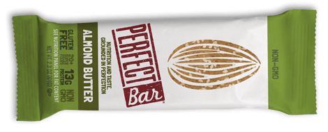 Perfect Bar almond butter flavor