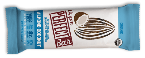 Perfect Bar almond coconut flavor