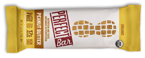 Perfect Bar peanut butter flavor