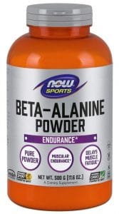 NOW Sports Beta-Alanine Powder