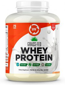 "BN Labs Grass Fed Whey Protein"" is locked BN Labs Grass Fed Whey Protein"