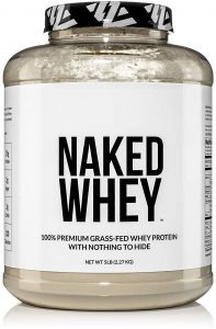 Naked Grass Fed Whey Protein
