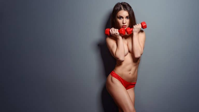 Hot and Sexy Female Fitness Models