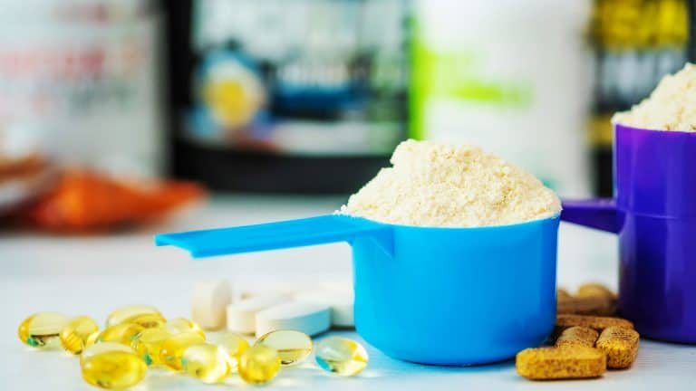 Best Workout Supplements for Muscle Gain